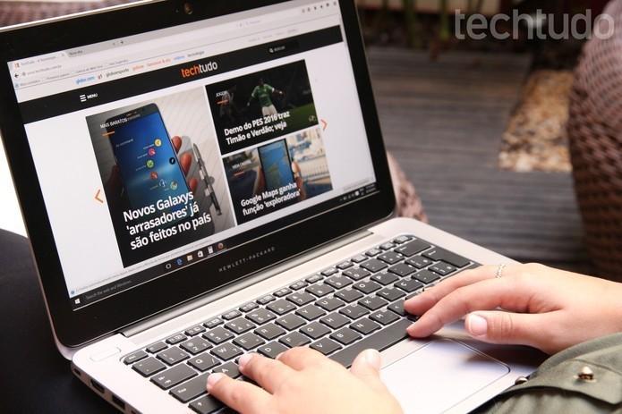 Nobreak impede queda de conexão com a Internet (Foto: Zíngara Lofrano/TechTudo)